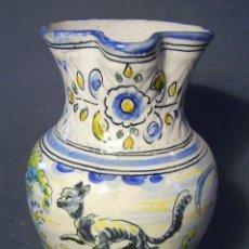 Antigüedades: JARRA CERAMICA DE TALAVERA . Lote 46376278