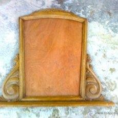 Antigüedades: ANTIGUO MARCO PARA ESPEJO. Lote 46439687