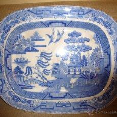 Antigüedades: BANDEJA PORCELANA CHINA. Lote 46496566