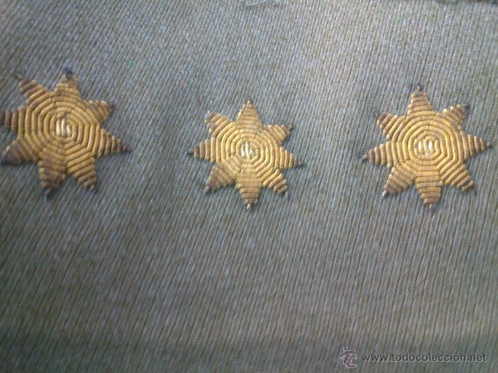 BOCAMANGAS CORONEL ESPAÑOL (Antigüedades - Moda - Bastones Antiguos)