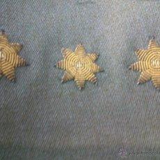 Antigüedades: BOCAMANGAS CORONEL ESPAÑOL. Lote 46519400