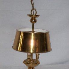 Antigüedades: LAMPARA DE COLGAR. Lote 46561654