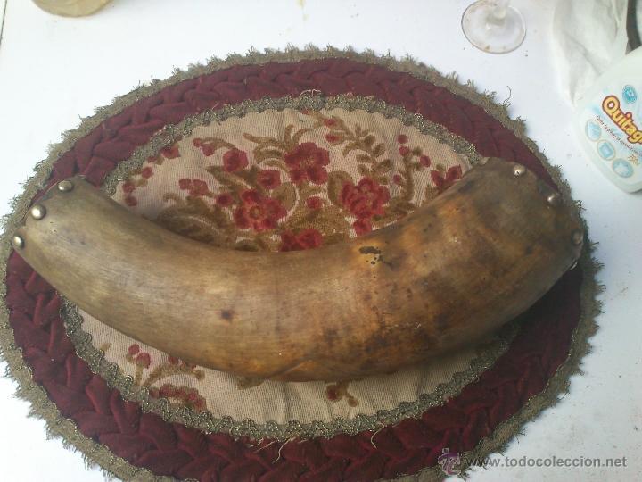 ANTIGUA COLODRA O LIARA DE ARTE PASTORIL (Antigüedades - Técnicas - Rústicas - Ganadería)