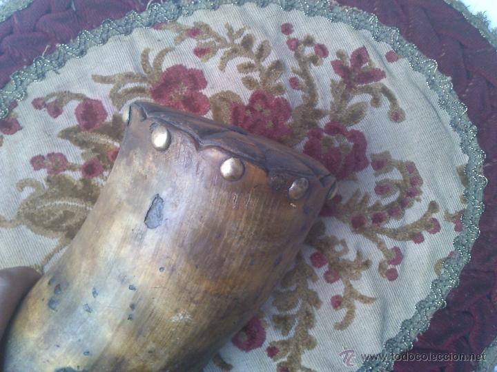Antigüedades: ANTIGUA COLODRA O LIARA DE ARTE PASTORIL - Foto 5 - 46564780