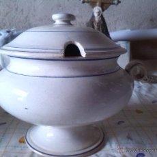 Antigüedades: ANTIGUA SOPERA DE CARTAGENA. Lote 46575318