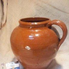 Antigüedades: ANTIGUA ORZA PUCHERO TUPÍ ---CERAMICA CATALANA --ALT CAMP . Lote 46580958
