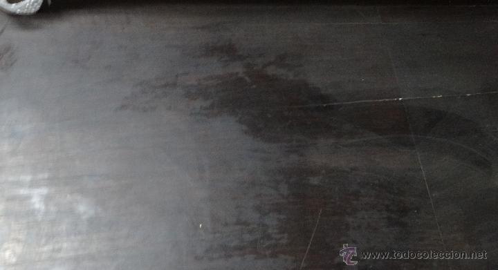 Antigüedades: MESA MADERA ROBLE- 302 - Foto 8 - 43842373