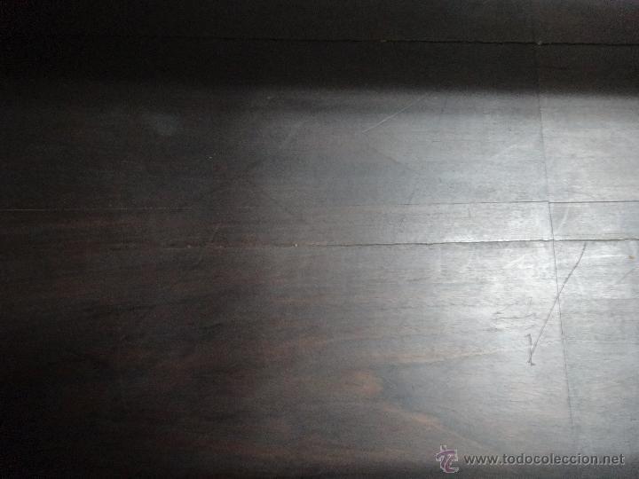 Antigüedades: MESA MADERA ROBLE- 302 - Foto 11 - 43842373