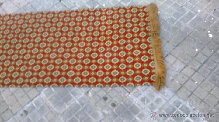 Antigüedades: alfombra de pasillo - Foto 4 - 46614695