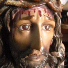 Antigüedades: FIGURA CRISTO ECCE HOMO. Lote 46618226