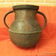 Antigüedades: OLLA,RECIPIENTE. Lote 46643049