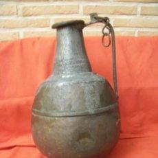 Antigüedades: JARRA,RECIPIENTE. Lote 46643152