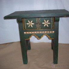 Antigüedades: PEQUEÑA MESA TOCINERA. Lote 46663542