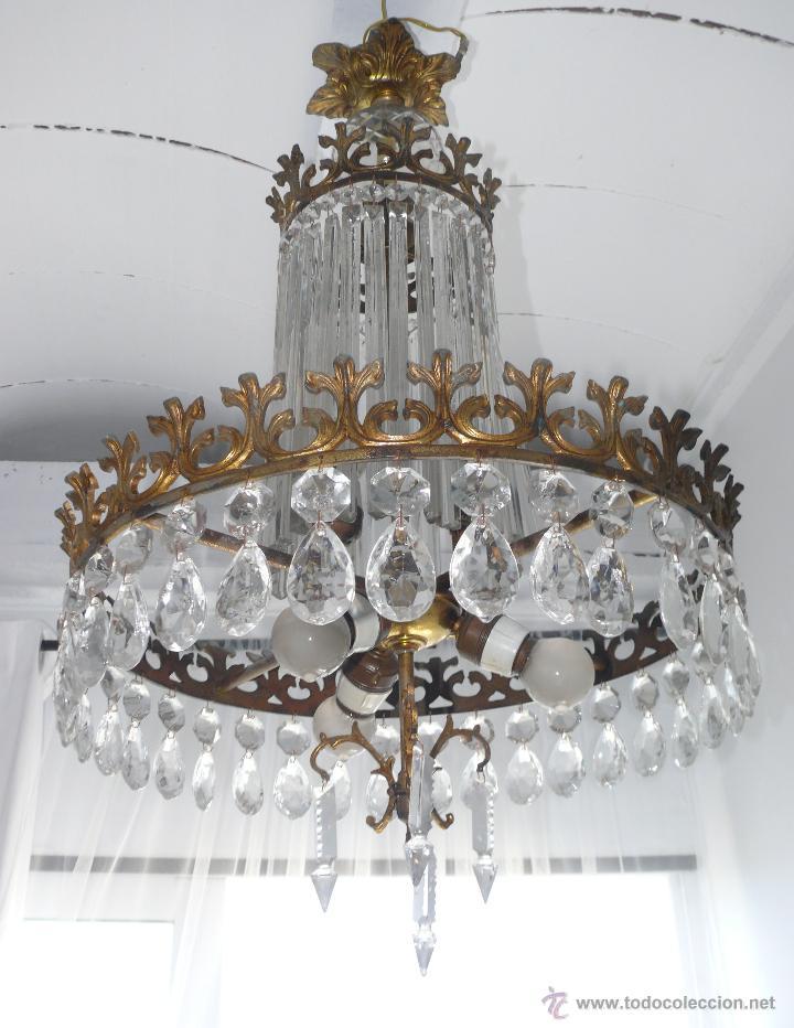 Limpiar lampara de bronce gallery of de lamparas de - Limpiar lamparas de cristal ...
