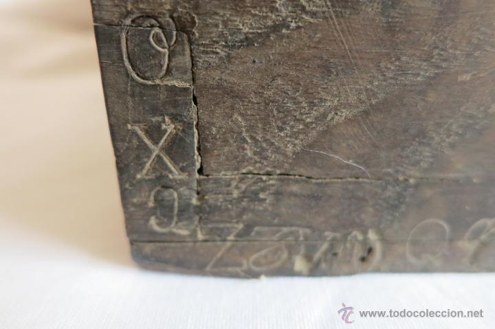 Antigüedades: Medidas antiguas Portugesas de 1/8 a dos litros - Foto 4 - 46671818