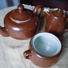 Antigüedades: JUEGO CAFE PORCELANA ALEMANA AÑOS 30-40 PASADO SIGLO. Lote 46699508