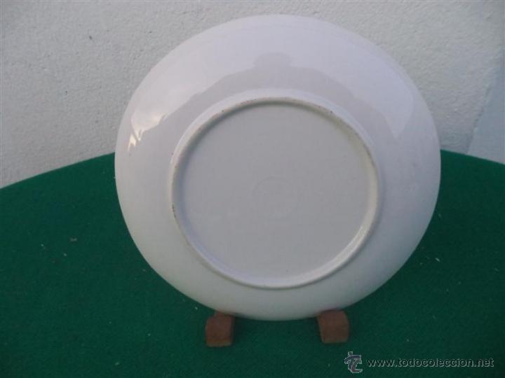 Antigüedades: plato - Foto 2 - 46721094
