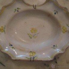 Antigüedades: VACIA DE BARBERO ALCORA (CASTELLON). Lote 46763733