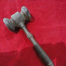 Antigüedades: MAZO EN HIERRO FUNDIDO. Lote 46776860