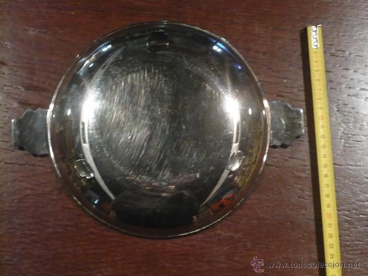 Antigüedades: Centro con sello de Christian Dior de 225 cm de diámetro. Con patas. - Foto 2 - 46905149