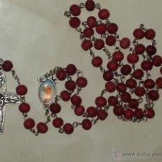 Antigüedades: ROSARIO DE CUENTAS.. Lote 46913452