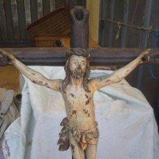 Antigüedades: CRUCIFICADO SIGLO XVII. Lote 46920544