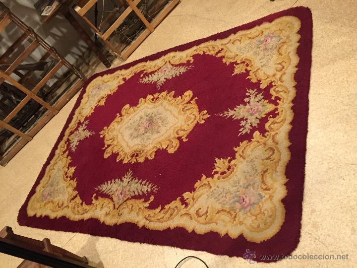 Alfombra espa ola estilo real fabrica de tapice comprar alfombras antiguas en todocoleccion - Fabricantes de alfombras ...