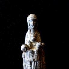 Antigüedades: VIRGEN DE MONTSERRAT DE CALAMINA. Lote 46937453