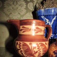 Antigüedades: PRECIOSA JARRITA DE CERÁMICA DE REFLEJOS,MANISES(VALENCIA). Lote 46952988