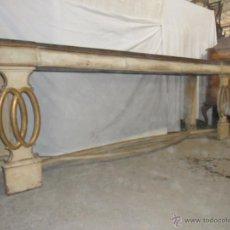 Antigüedades: CONSOLA VINTAGE AÑOS 60. Lote 46992543