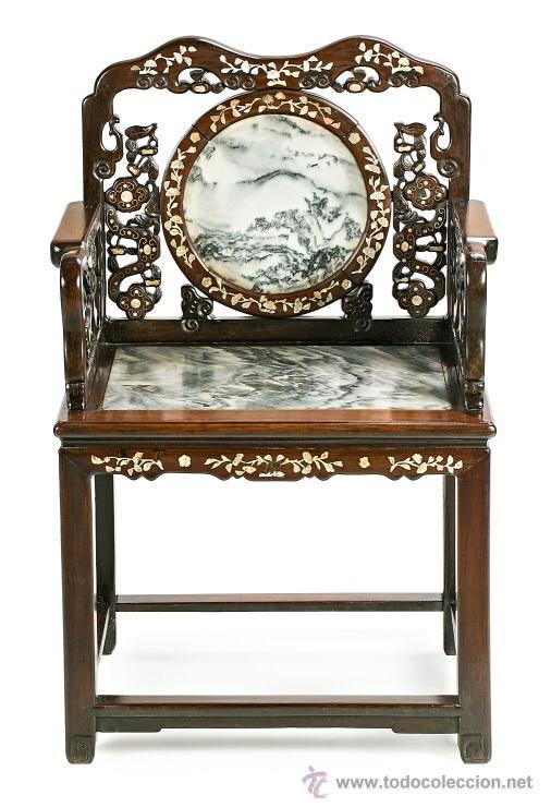 Silla china madera palisandro finales del sig comprar for Palisandro muebles