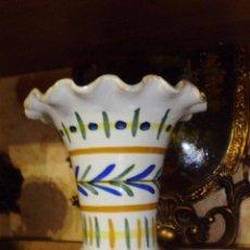Antigüedades: ANTIGUO JARRON DE CERAMICA SANTA ANA TRIANA.. Lote 47014114