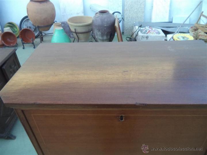 Antigüedades: mueble auxiliar - Foto 2 - 47026624