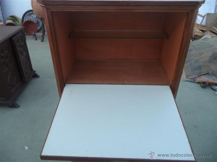 Antigüedades: mueble auxiliar - Foto 3 - 47026624