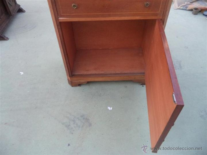 Antigüedades: mueble auxiliar - Foto 4 - 47026624