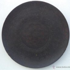 Antigüedades: PLATO GRANDE DE CERAMICA. Lote 47026719
