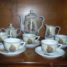 Antigüedades: JUEGO DE CAFÉ. Lote 47039569