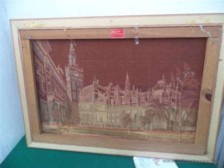 Antigüedades: tapiza ntiguo sevilla - Foto 3 - 47044980