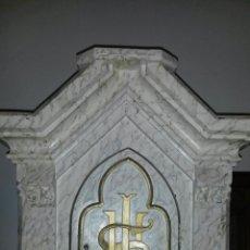 Antigüedades: ANTIGUO SAGRARIO. Lote 47083205