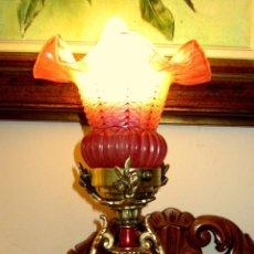 Antigüedades: BELLISIMA LAMPARA. Lote 47090248