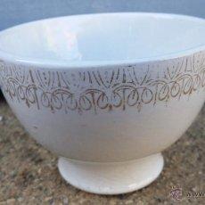Antigüedades: ANTIGUO TAZON PRECIOSO. Lote 47096923