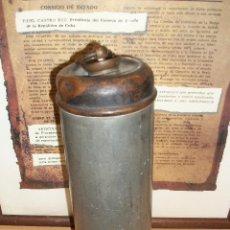Antigüedades: ANTIGUO CALENTADOR DE CAMA. Lote 47105071