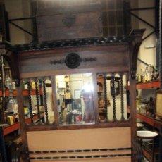 Antigüedades: ANTIGUO RECIBIDOR, FINALES DE S.XIX, ESTILO RENACENTISTA,. Lote 47121979