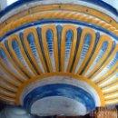Antigüedades: GRAN VASO DE FUENTE ANTIGUO DE TRIANA. Lote 47135570