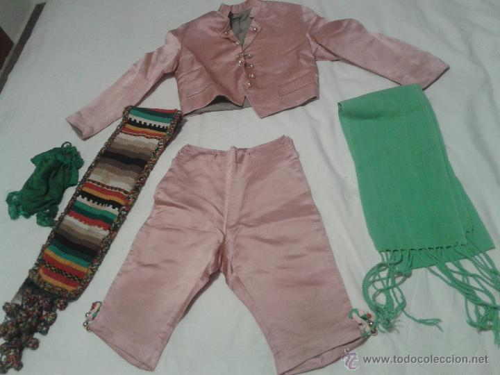 INDUMENTARIA VALENCIANA INFANTIL TRAJE TORRENTI (Antigüedades - Moda y Complementos - Infantil)