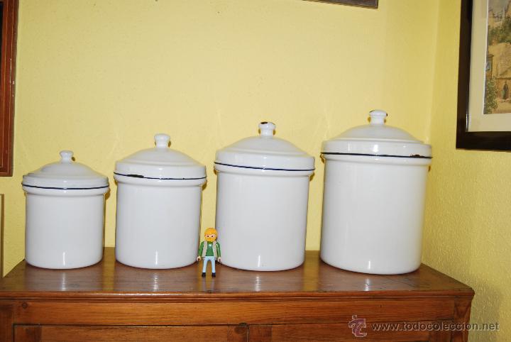 Botes de cocina de hierro esmaltado ker sue comprar for Bote utensilios cocina
