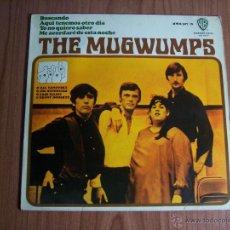 Discos de vinilo: SINGLE THE MUGWUMPS (BUSCANDO / AQUI TENEMOS OTRO DÍA) - WARNER BROS RECORDS - 1967. Lote 47215229