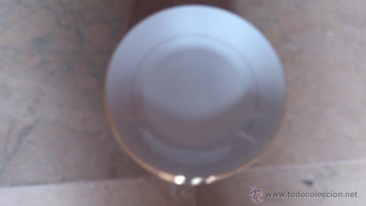 Antigüedades: Lote vajilla Santa Clara - Foto 5 - 47298823