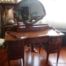 Antigüedades: TOCADOR, PEINADORA. Lote 47299288