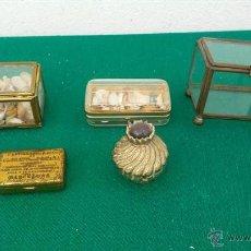 Antigüedades - 5 cajas pequeñas - 47305090